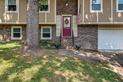 Chattanooga Single Family Home Contingent: 2811 Saint Johns Ln
