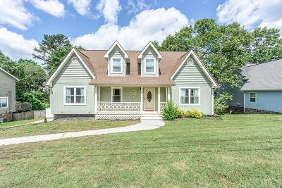 Soddy Daisy Single Family Home For Sale: 2026 Port Royal Dr