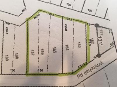 Chattanooga Residential Lots & Land For Sale: 559 Whitehall Rd