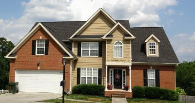 Ooltewah Single Family Home Contingent: 5810 Caney Ridge Cir