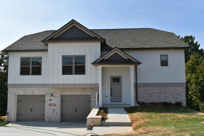 Soddy Daisy Single Family Home For Sale: 1020 Longo Dr #Lot No.