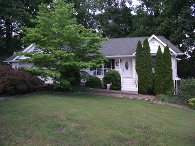 Marion County Single Family Home Contingent: 280 Rebecca Dr