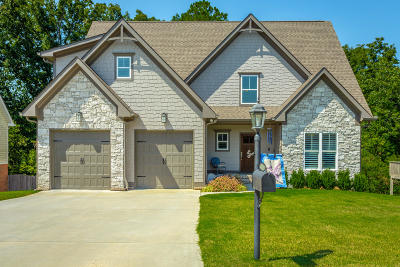 Ooltewah Single Family Home For Sale: 8379 Kayla Rose Cir