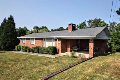 Single Family Home For Sale: 105 N Hillcrest Dr #24