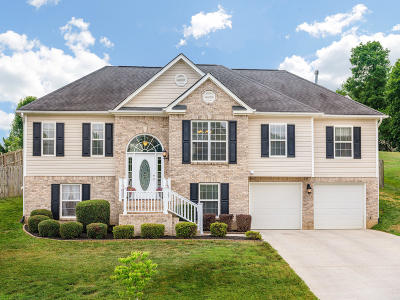 Ooltewah Single Family Home Contingent: 5658 Jonquil Ln