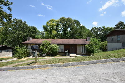 Hixson Multi Family Home For Sale: 4798 Forest Wood Ln