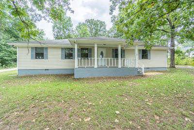 East Brainerd Single Family Home For Sale: 1034 Givens Rd
