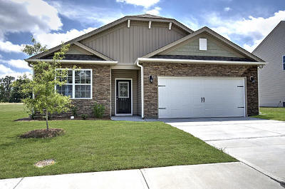 Rossville Single Family Home For Sale: 174 Browning Dr #84