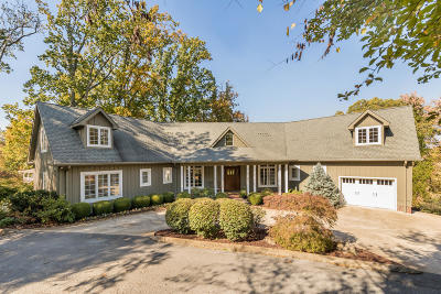 Chattanooga Single Family Home For Sale: 1117 Winding Oaks Way