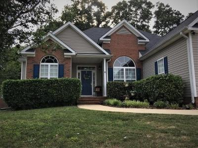 Ooltewah Single Family Home Contingent: 8085 Stillwater Cir
