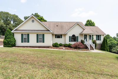 Soddy Daisy Single Family Home For Sale: 611 River Landing Dr