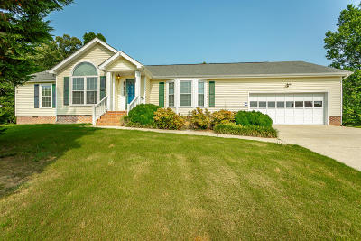 Hixson Single Family Home Contingent: 8607 Brook Shadow Dr