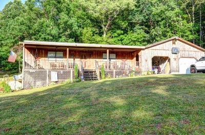Rhea County Single Family Home For Sale: 179 Marshall Johnson Rd