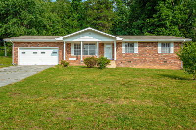 Hixson Single Family Home For Sale: 5705 Taggart Dr
