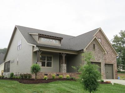 Ooltewah Single Family Home For Sale: 2325 Weeping Willow Dr #Lot 100