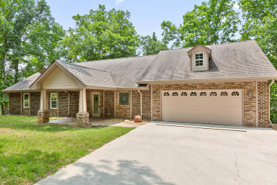Soddy Daisy Single Family Home Contingent: 13651 S Tonja Ln