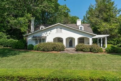Lookout Mountain Single Family Home Contingent: 227 W Brow Rd