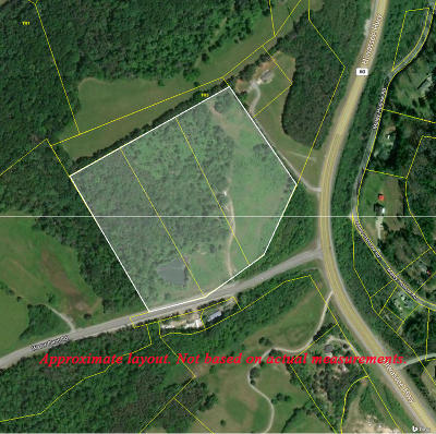 Dayton Residential Lots & Land For Sale: 25.99ac Hiwassee Hwy