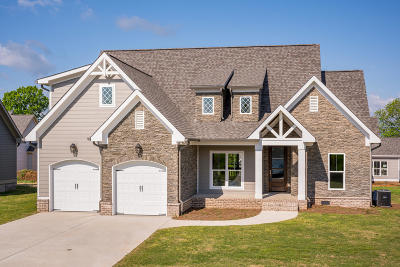 Chickamauga Single Family Home For Sale: 125 Fallen Leaf Dr #108
