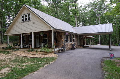 Sequatchie County Single Family Home For Sale: 474 Stooping Oak Rd
