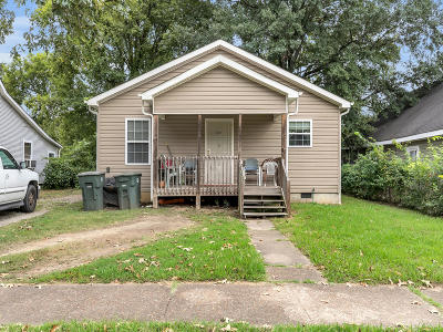 Single Family Home For Sale: 3610 6th Ave
