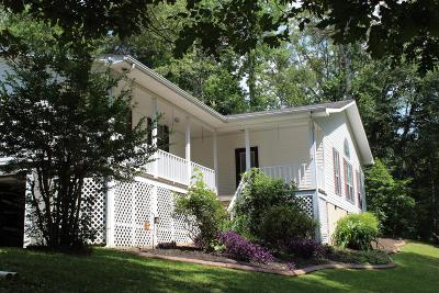 Chickamauga Single Family Home For Sale: 1280 Bonds Rd