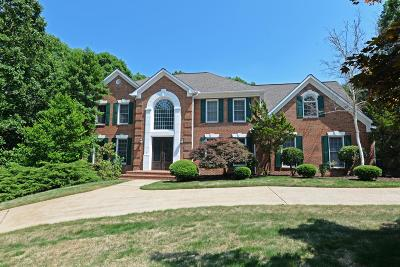 Chattanooga Single Family Home For Sale: 9236 Rocky Cove Dr