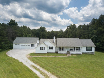 Sequatchie County Single Family Home For Sale: 1787 Hendon Rd