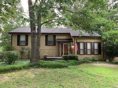 Ooltewah Single Family Home Contingent: 5106 Hunter Village Dr