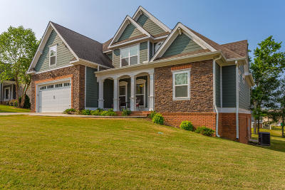 Ooltewah Single Family Home For Sale: 8098 Perfect Vw