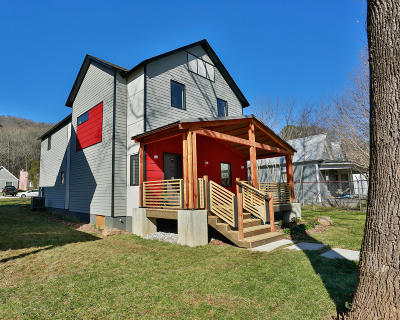 Chattanooga Single Family Home For Sale: 5511 St Elmo Ave