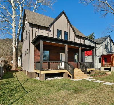 Chattanooga Single Family Home For Sale: 5513 St Elmo Ave