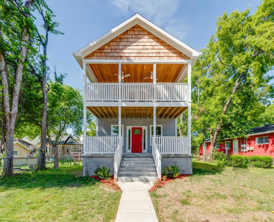 Chattanooga Single Family Home For Sale: 1517 Kirby Ave