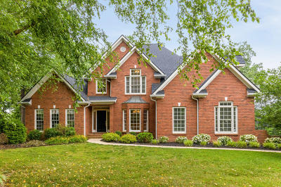 Chattanooga Single Family Home For Sale: 8204 Cardinal Cove