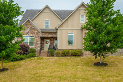 Ooltewah Single Family Home For Sale: 9517 Hastings Way