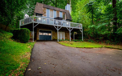 Chattanooga Single Family Home For Sale: 1816 Pine Needles Tr