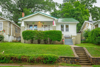 Chattanooga Single Family Home For Sale: 609 Young Ave