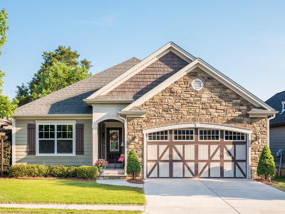 Ooltewah Single Family Home Contingent: 8613 Kennerly Ct