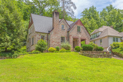 Chattanooga Single Family Home For Sale: 1616 Shady Cir
