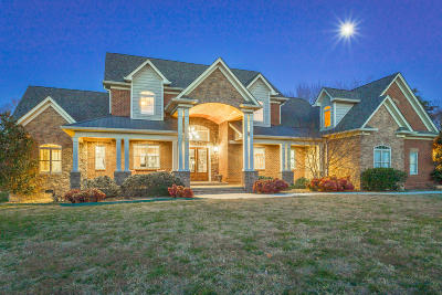 Ooltewah Single Family Home For Sale: 7416 Royal Club Dr