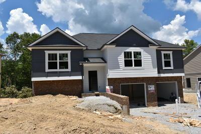 Hixson Single Family Home For Sale: 9389 Chirping Rd #Lot No.