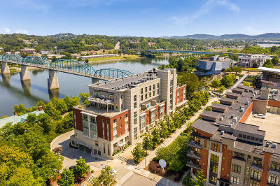 Chattanooga Condo For Sale: 99 Walnut St #Apt 203