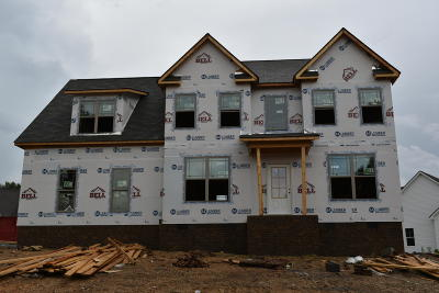 Hixson Single Family Home For Sale: 9391 Fremont Way #Lot No.