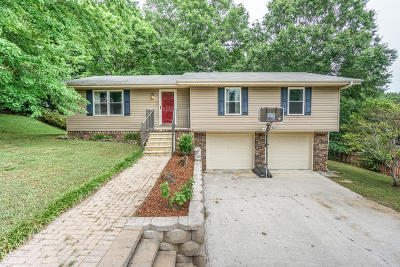 Hixson Single Family Home Contingent: 1407 Mountain Ash Dr