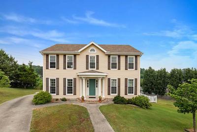 Chattanooga Single Family Home For Sale: 1501 Joshua Dr
