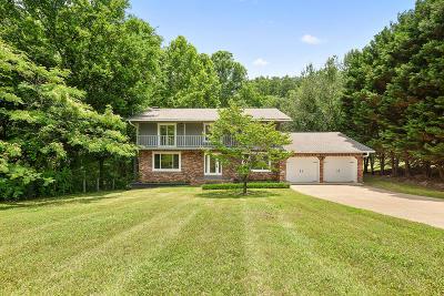 Chattanooga Single Family Home For Sale: 1113 Everett Dr