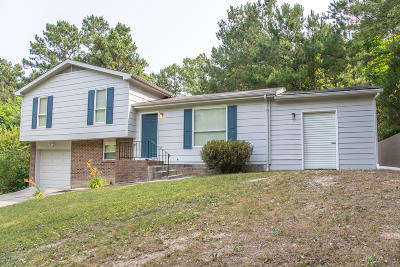 Ringgold Single Family Home Contingent: 5408 Poplar Springs Rd
