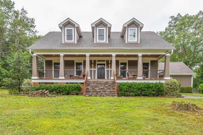 Signal Mountain Single Family Home Contingent: 1610 Layton Ln