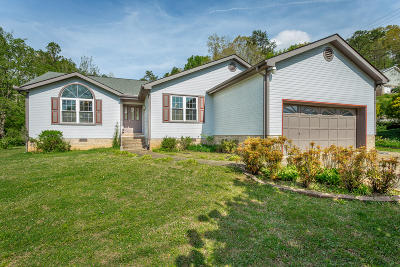 Ooltewah Single Family Home For Sale: 5707 Knotty Pine Dr