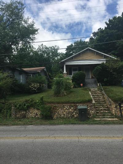 Chattanooga Multi Family Home For Sale: 903 Tunnel Blvd